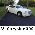 Cool Vanilla Chrysler 300